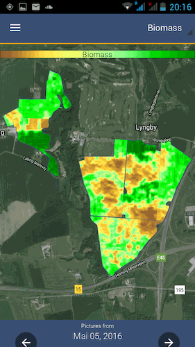 Odoo image and text block